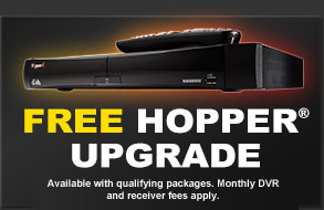 Hopper, Hopper TV, Hopper upgrade, HD TV, TV Anywhere, DISH Network, DISH satellite TV, DISH